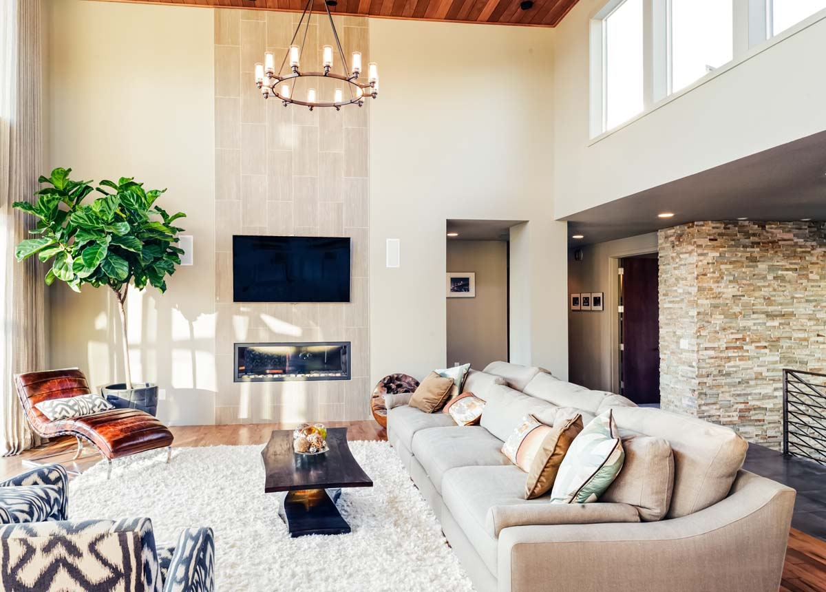 For Home Theater Design & Home Automation Ideas, View Our Gallery