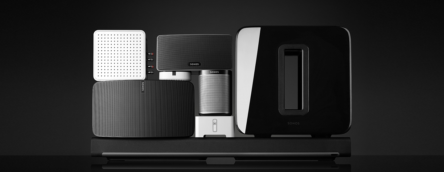 graphic product sonos